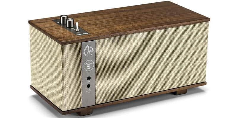 Klipsch The Capitol One Bois clair