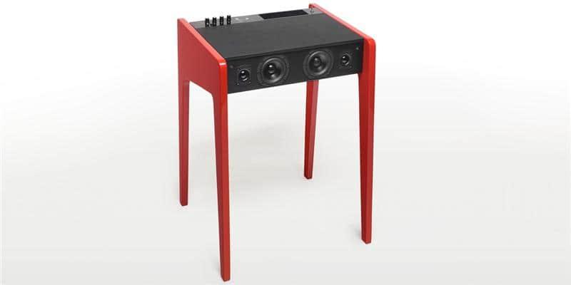 La Boite Concept LD120 Rouge