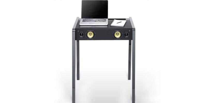 La Boite Concept LD130 Gris Piano