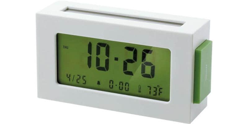 Lexon Maizy Réveil LCD
