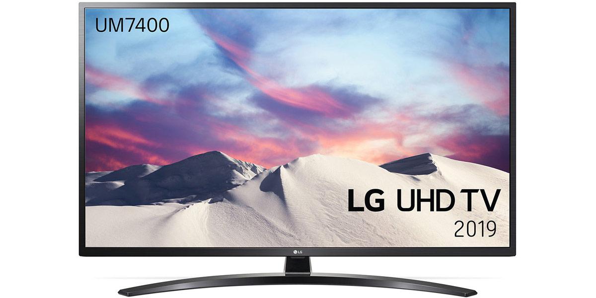 LG Electronics 43UM7450