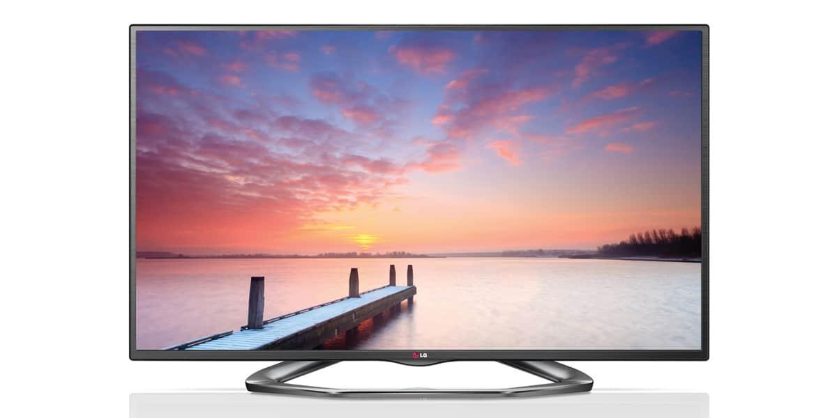 lg electronics 55la620s tv de 132 cm et plus sur easylounge. Black Bedroom Furniture Sets. Home Design Ideas