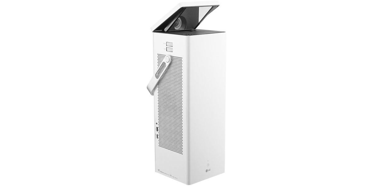 LG Electronics HU80KSW Blanc