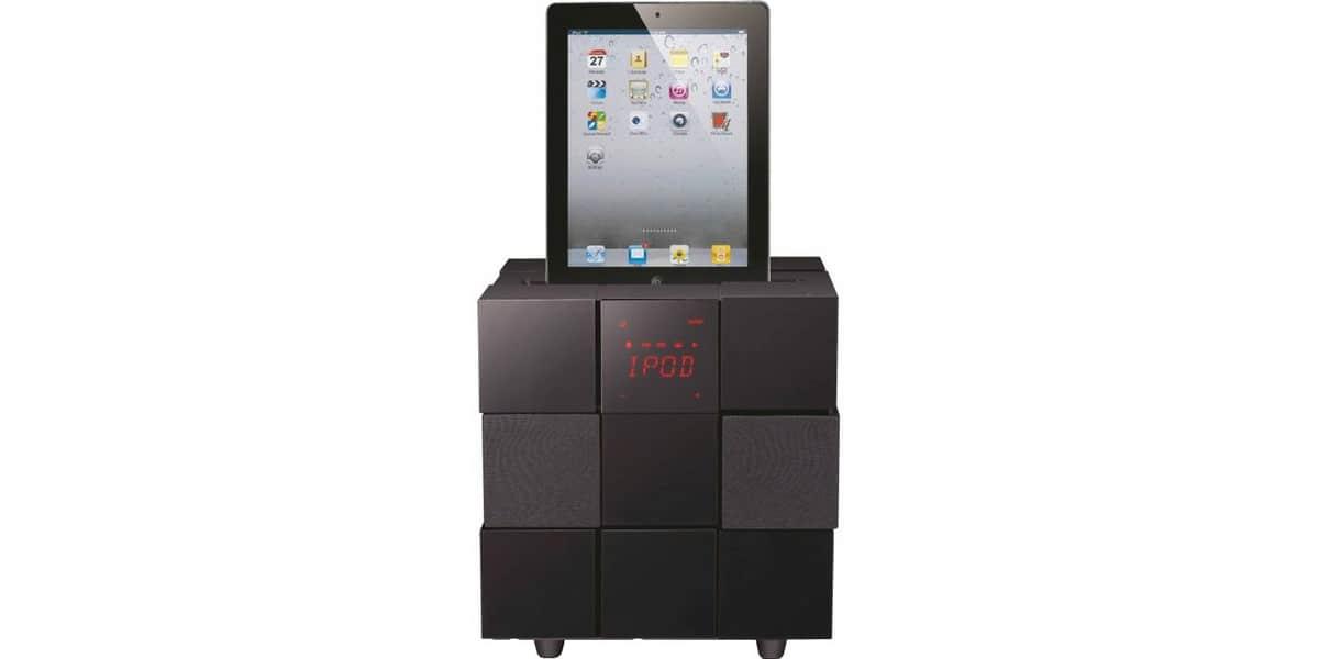 Lg electronics nd8520 enceintes ipod iphone sur easylounge - Enceinte iphone ipad ...