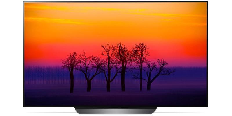 LG Electronics OLED55B8