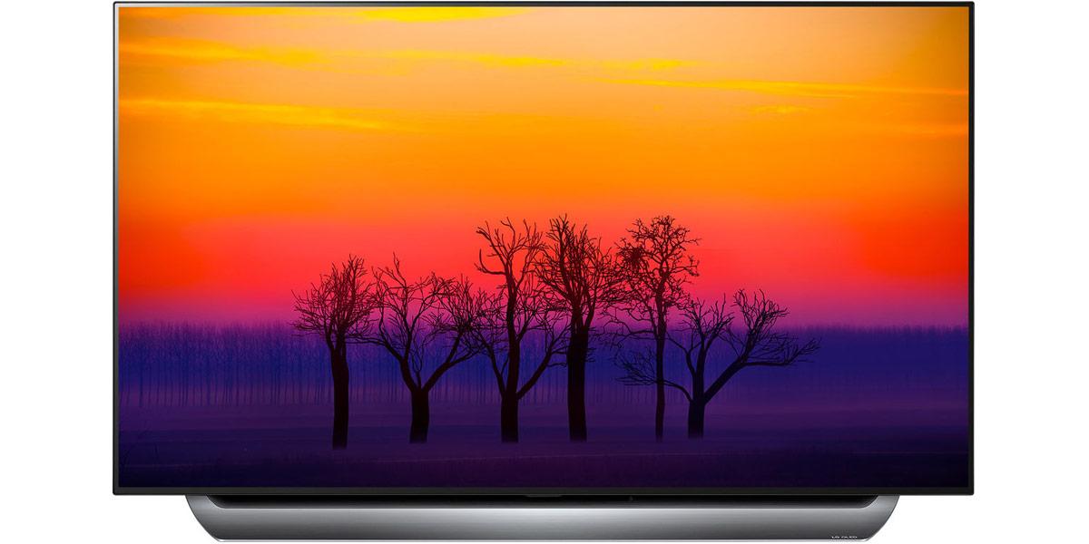 LG Electronics OLED55C8