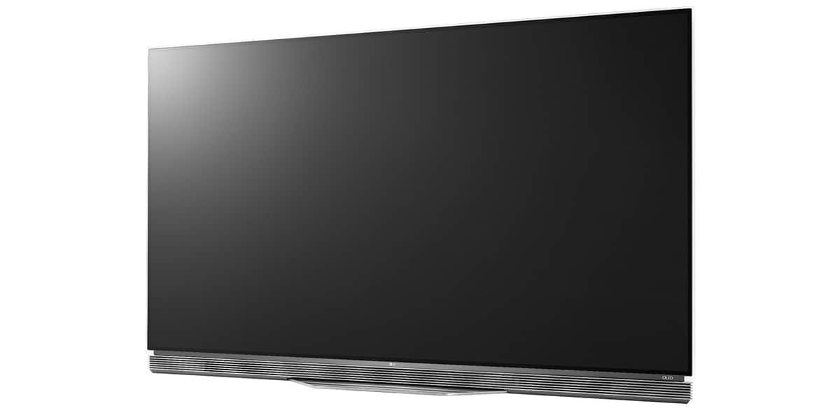 lg electronics oled55e6v t l viseurs oled sur easylounge. Black Bedroom Furniture Sets. Home Design Ideas