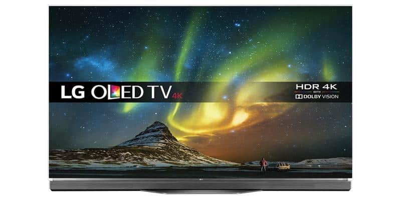 LG Electronics OLED55E6V