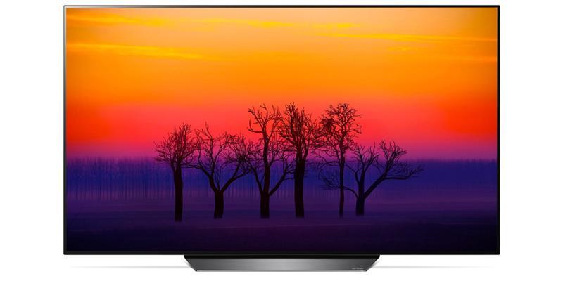 LG Electronics OLED65B8