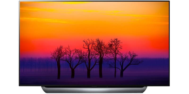 LG Electronics OLED65C8