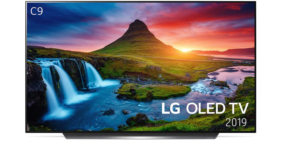 LG Electronics OLED65C9