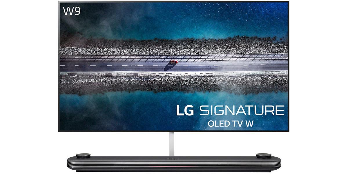 LG Electronics OLED65W9