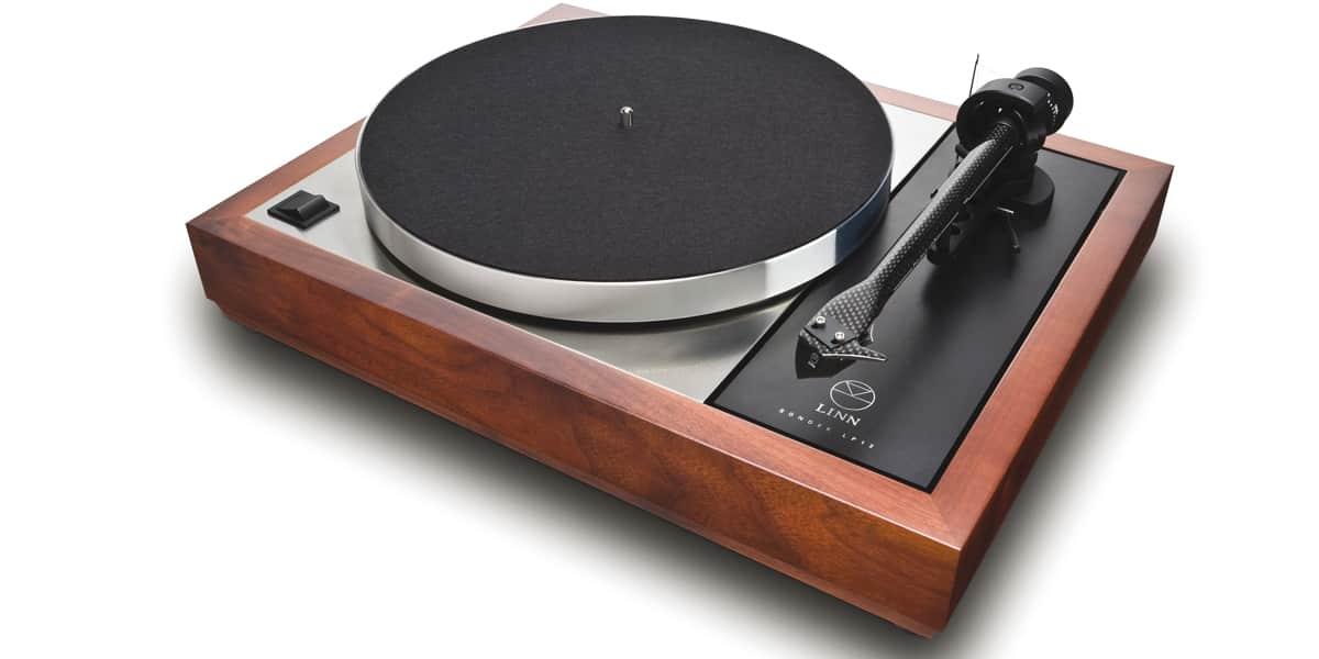 linn majik lp 12 bois platines vinyles audiophiles sur easylounge. Black Bedroom Furniture Sets. Home Design Ideas