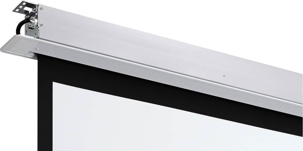 Lumene show place square 200v easylounge - Ecran de projection encastrable plafond ...