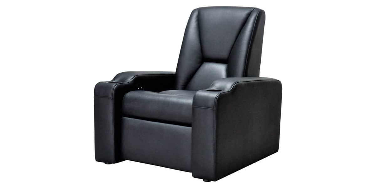 lumene hollywood luxury fauteuils de cin ma sur easylounge. Black Bedroom Furniture Sets. Home Design Ideas
