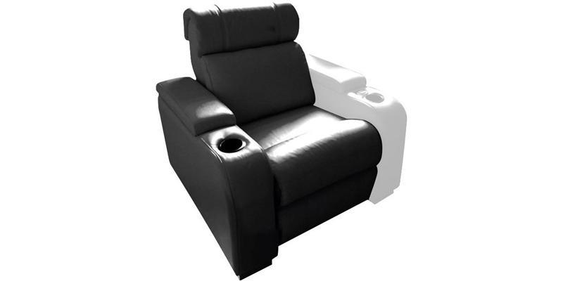 Lumene Hollywood Luxury II Noir (Assise et bras droit)