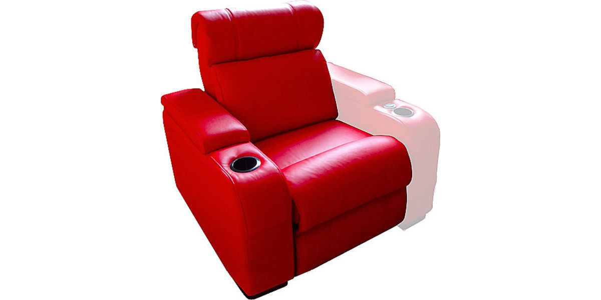 Lumene Hollywood Luxury II Rouge (Assise et bras droit)