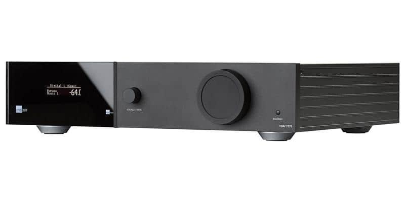 Lyngdorf TDAI-2170 avec Carte USB