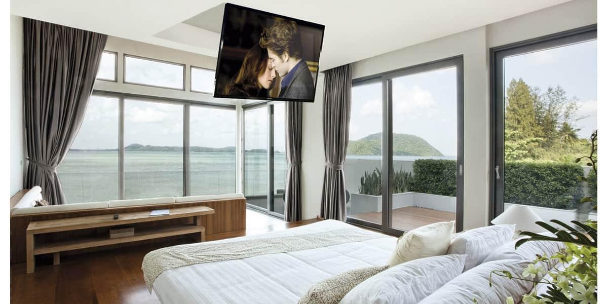 maior flip90 supports tv motoris s sur easylounge. Black Bedroom Furniture Sets. Home Design Ideas