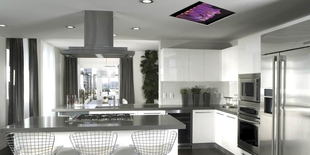 maior flip85 supports tv motoris s sur easylounge. Black Bedroom Furniture Sets. Home Design Ideas