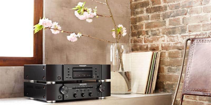 Marantz CD-6006 Noir