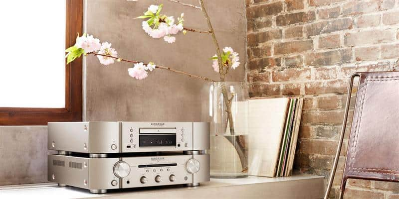Marantz CD-6006 Silver Gold