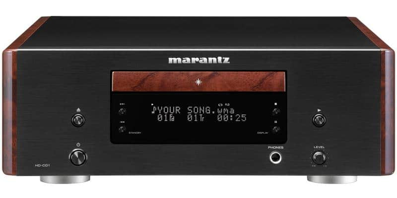 Marantz HD-CD1 Noir