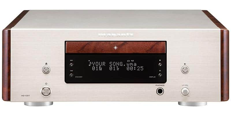 Marantz HD-CD1 Silver Gold