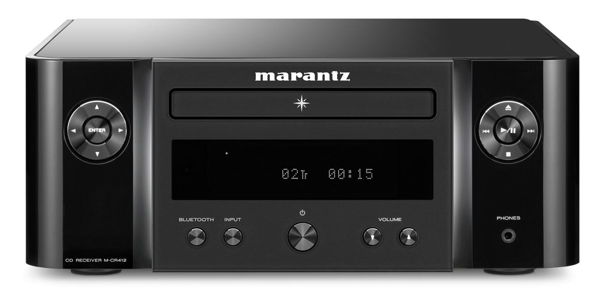 Marantz Melody M-CR412 Noir