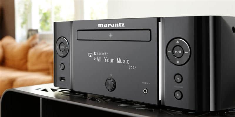 Marantz M-CR611 Noir