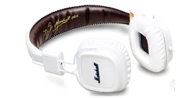 Marshall Major 2 Blanc