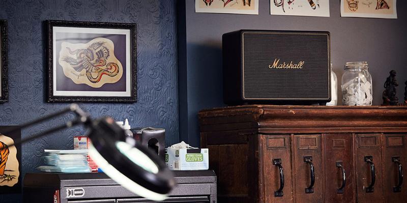 Marshall Woburn Multi-Room Noir