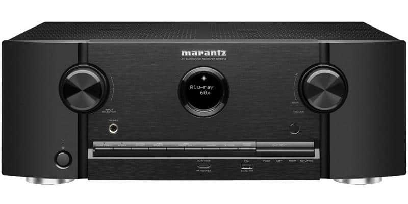 Marantz SR-5012 Noir