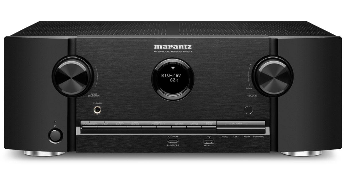 Marantz SR5014 Noir