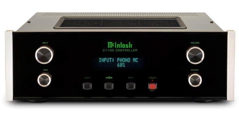 Mc Intosh C1100C Noir