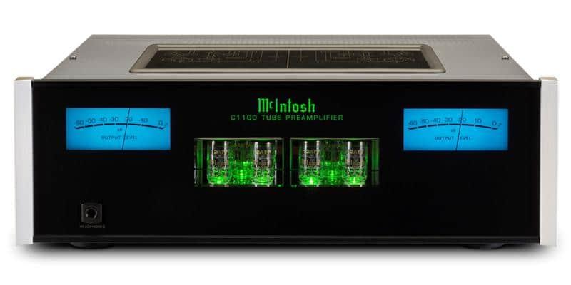 Mc Intosh C1100T Noir