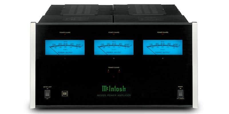 Mc Intosh MC205 Noir
