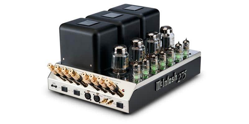 Mc Intosh MC275 V6 Noir