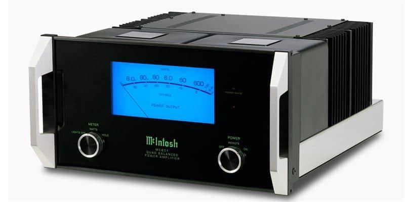 Mc Intosh MC601 Noir