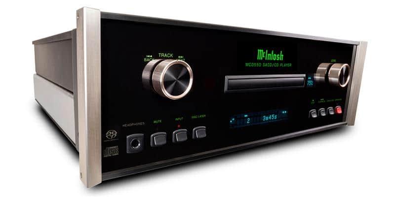 Mc Intosh MCD550