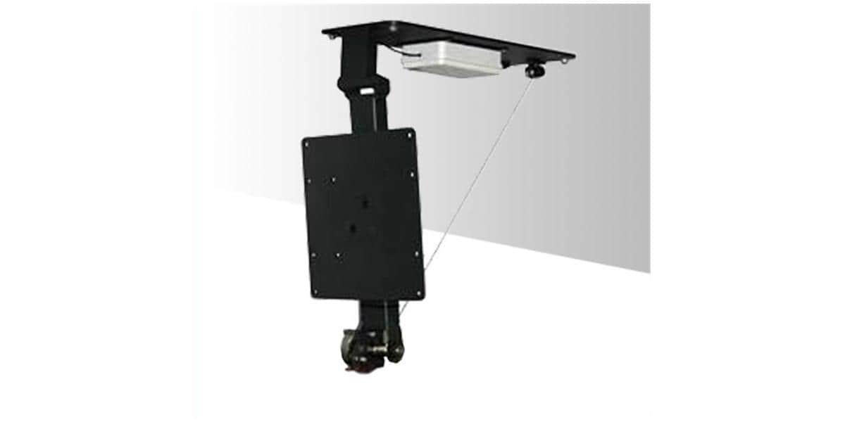 Mecatronica 2 mecbook50 supports tv plafond sur easylounge - Support motorise videoprojecteur plafond ...