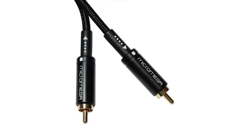 Micromega MyCable Digital Coaxial (1,25 m)