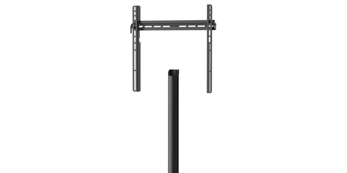 Meliconi Wall Mount - Wall Column Black