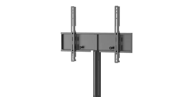 Meliconi Bracket - Column Black