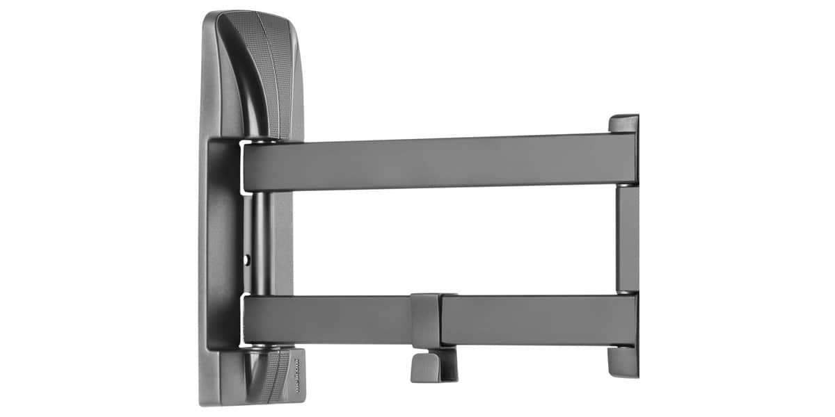 Meliconi 600 sdr noir supports tv muraux sur easylounge for Support tv orientable meliconi