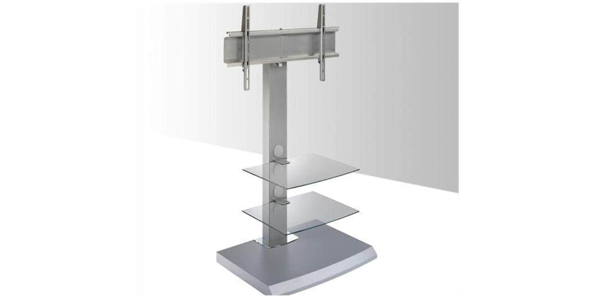 meliconi sky 200 silver meubles tv meliconi sur easylounge. Black Bedroom Furniture Sets. Home Design Ideas