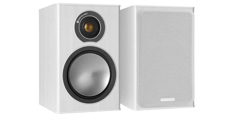 Monitor Audio Bronze 1 Blanc