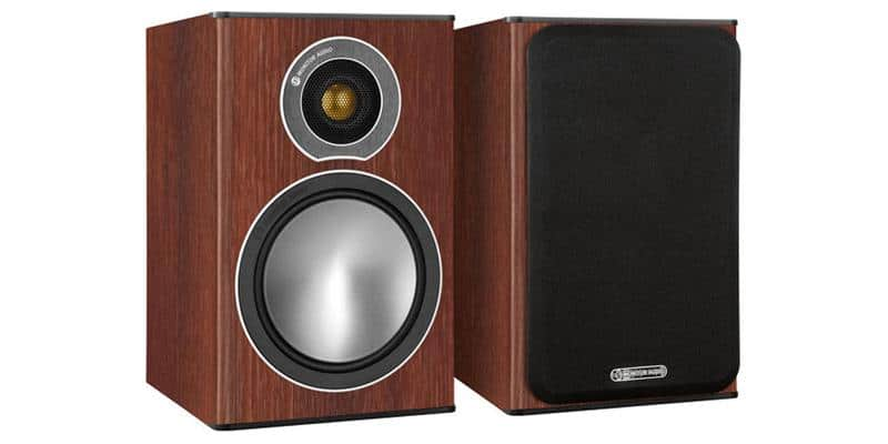 Monitor Audio Bronze 1 Bois de Rose