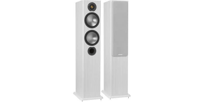 Monitor Audio Bronze 5 Blanc