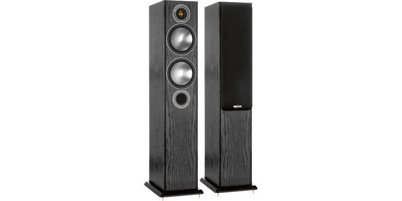 Monitor Audio Bronze 5 Noir